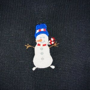 Sweaters - Ugly Christmas Sweater Button Up